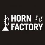 hornfactory_logo_whiteonblack