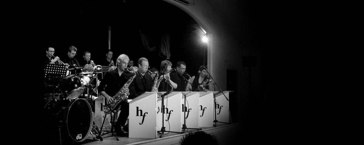 From East Anglia's Premier Big Band